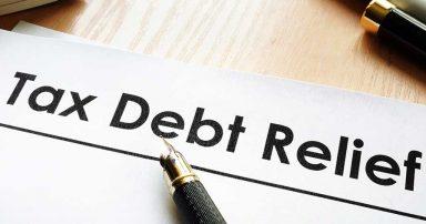 tax debt relief advice