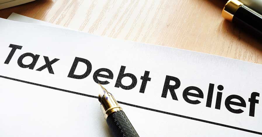 tax debt relief advice